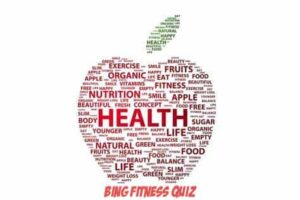 Bing Fitness Quiz - Fitness, protein and Diet